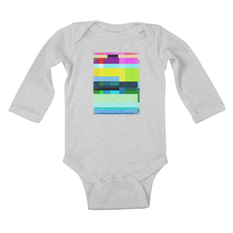 Discharge Kids Baby Longsleeve Bodysuit by bulo