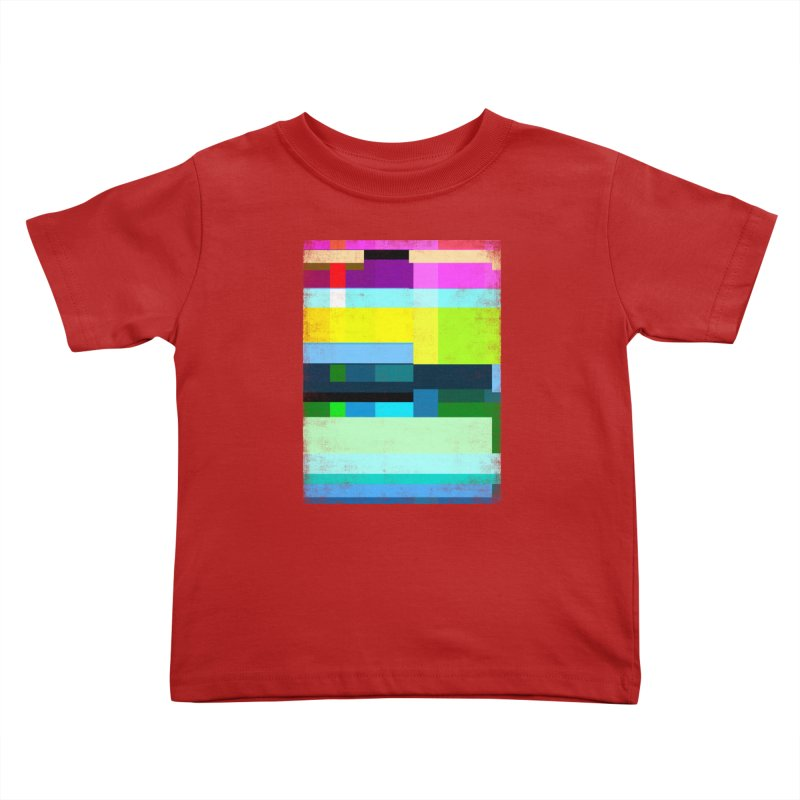 Discharge Kids Toddler T-Shirt by bulo