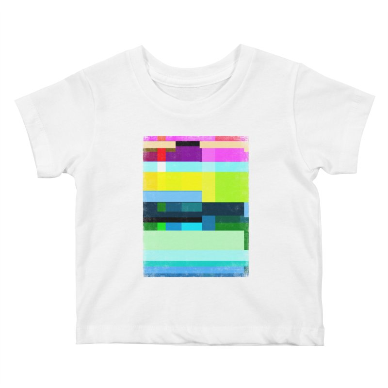 Discharge Kids Baby T-Shirt by bulo