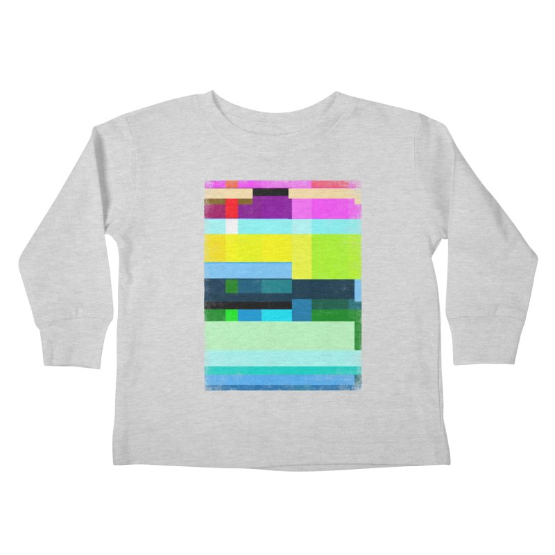 Discharge Kids Toddler Longsleeve T-Shirt by bulo