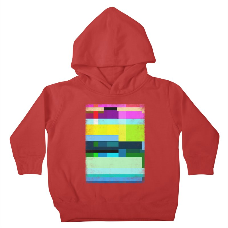 Discharge Kids Toddler Pullover Hoody by bulo