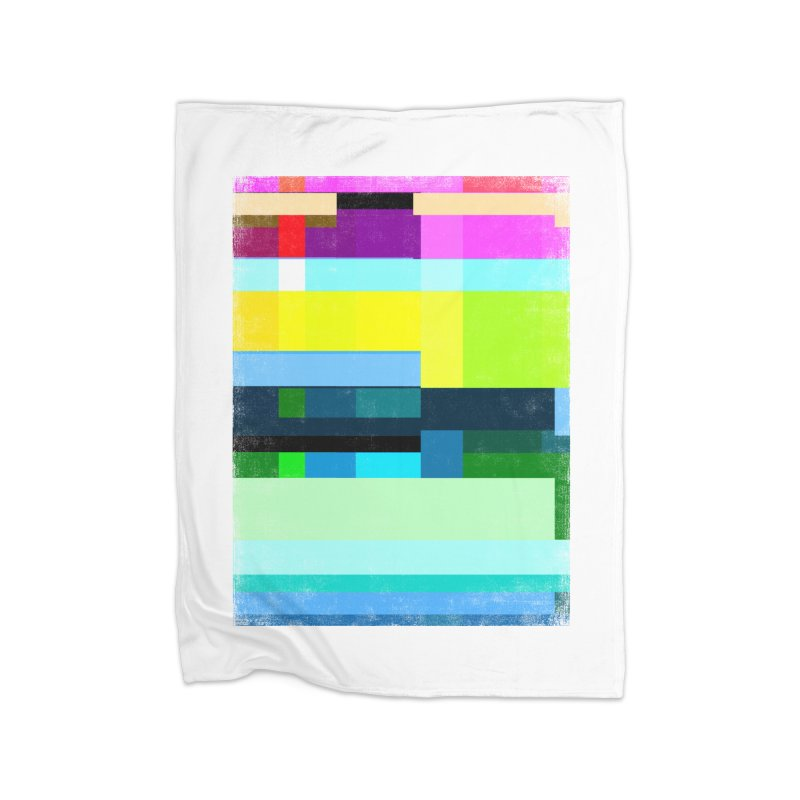 Discharge Home Blanket by bulo