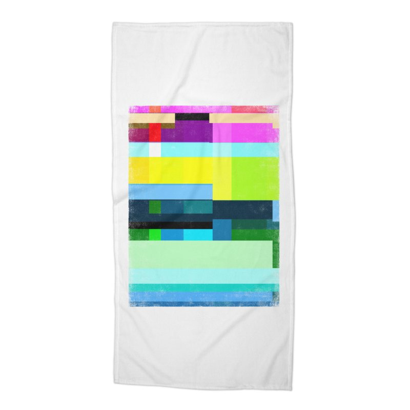 Discharge Accessories Beach Towel by bulo