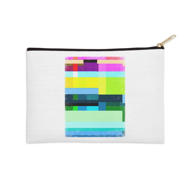 Discharge Accessories Zip Pouch by bulo