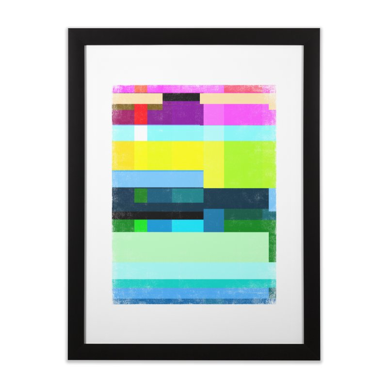 Discharge Home Framed Fine Art Print by bulo