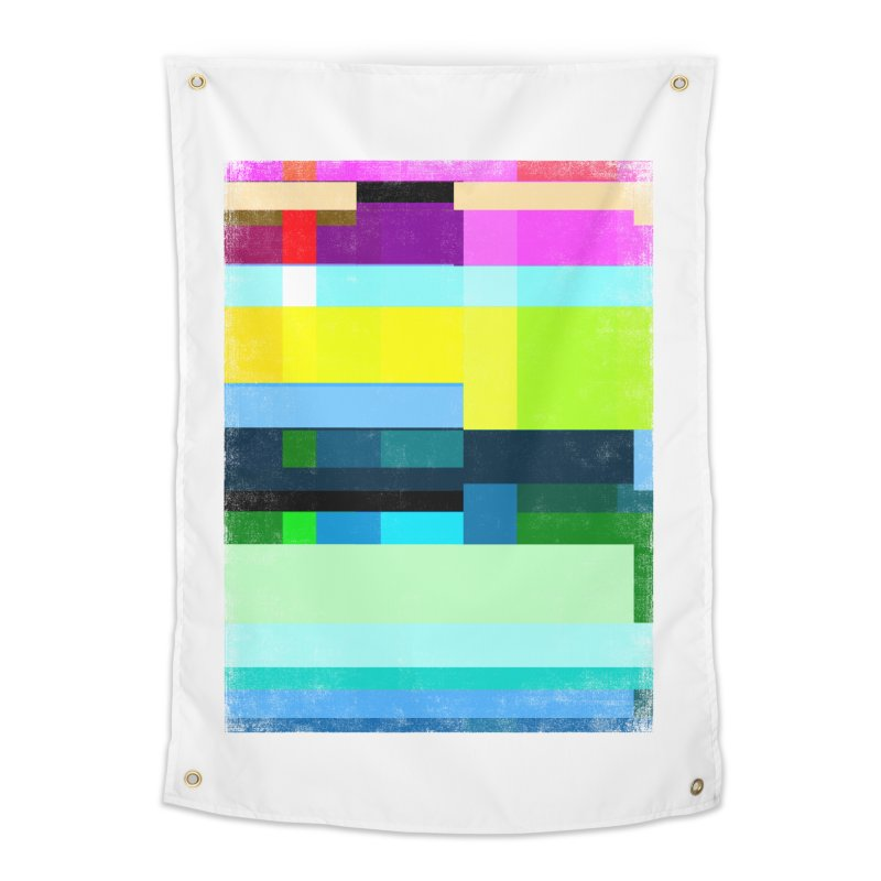 Discharge Home Tapestry by bulo