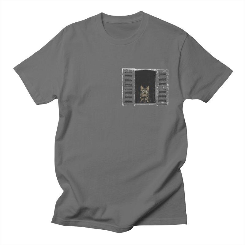 Soul Window Men's T-Shirt by bulo