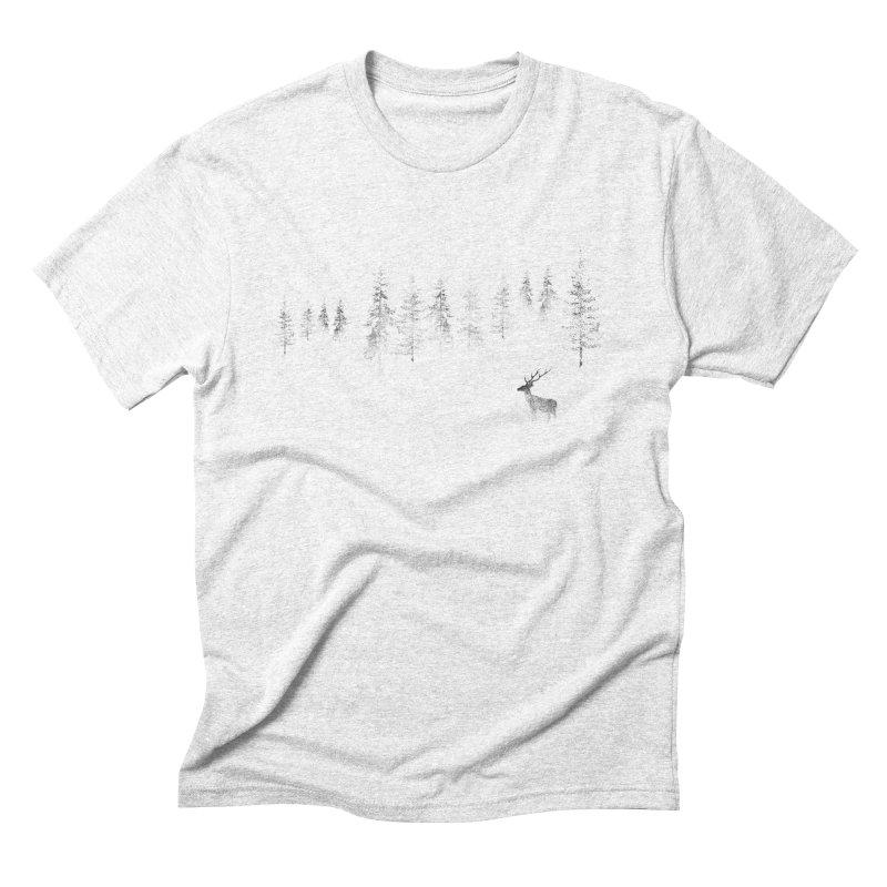 Misty Men's Triblend T-shirt by bulo