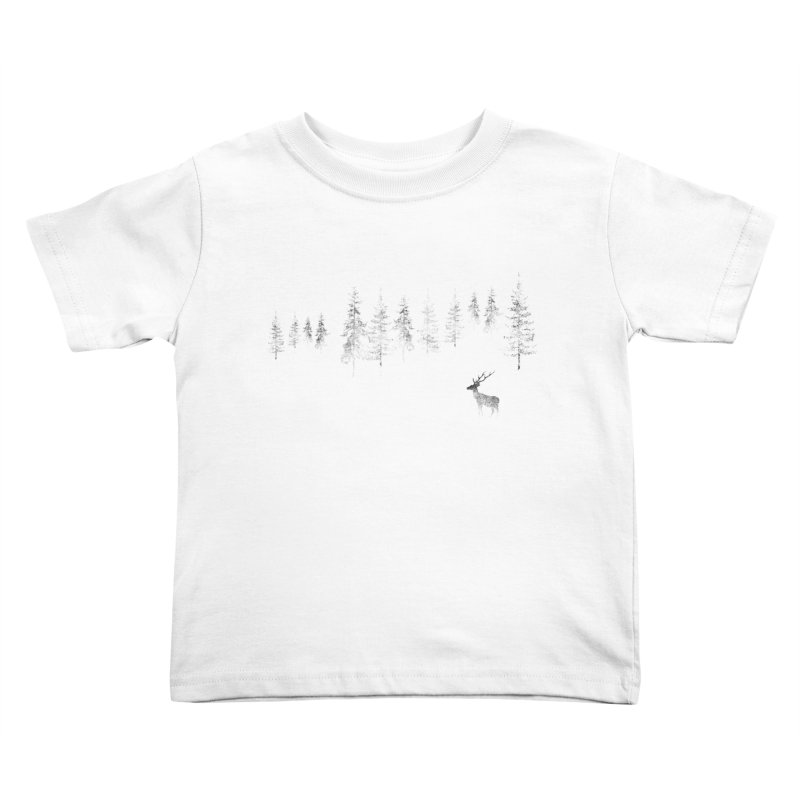 Misty Kids Toddler T-Shirt by bulo