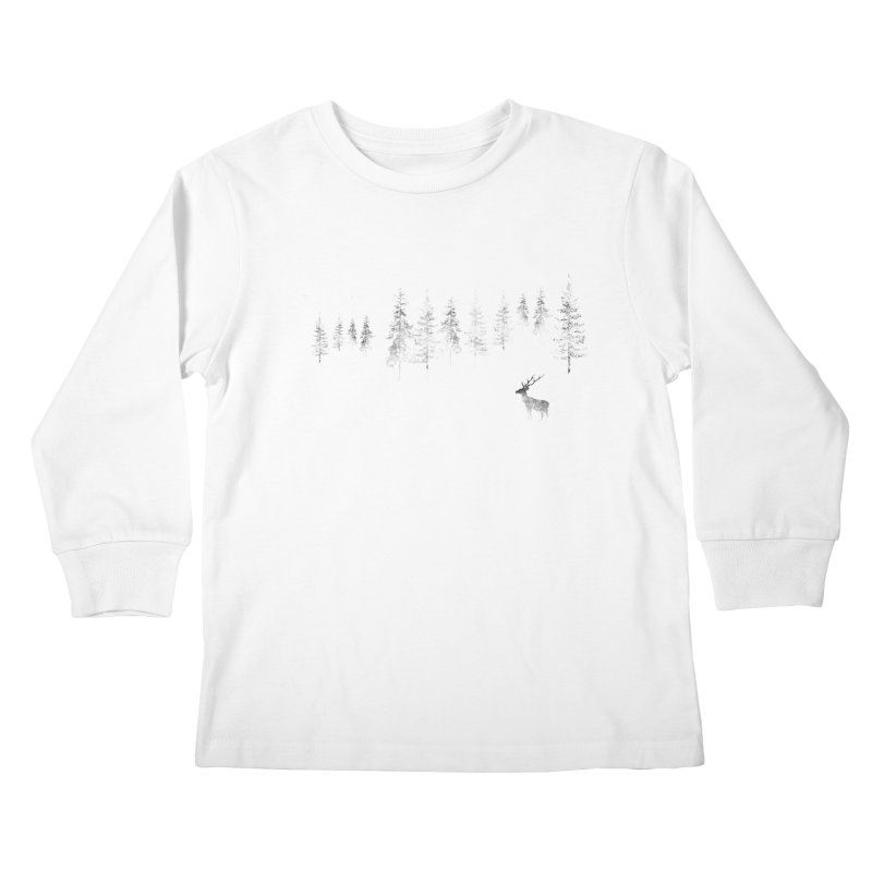 Misty Kids Longsleeve T-Shirt by bulo