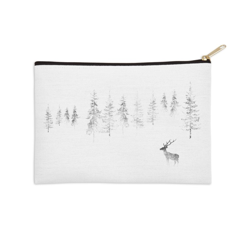 Misty Accessories Zip Pouch by bulo