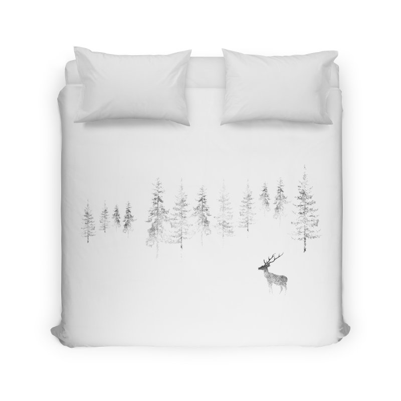 Misty Home Duvet by bulo