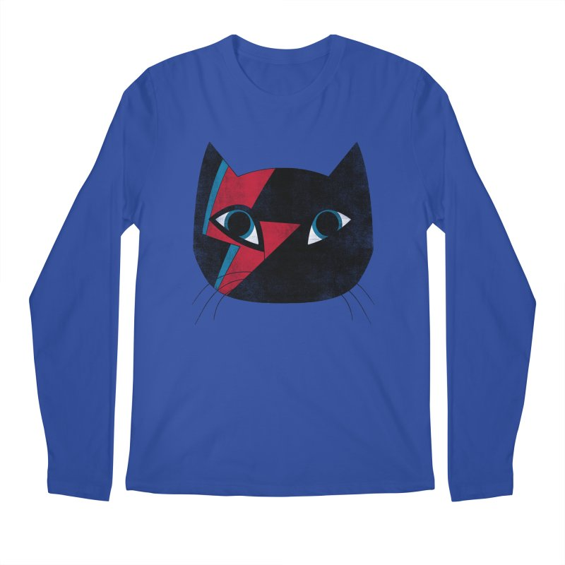 Starcat Men's Longsleeve T-Shirt by bulo