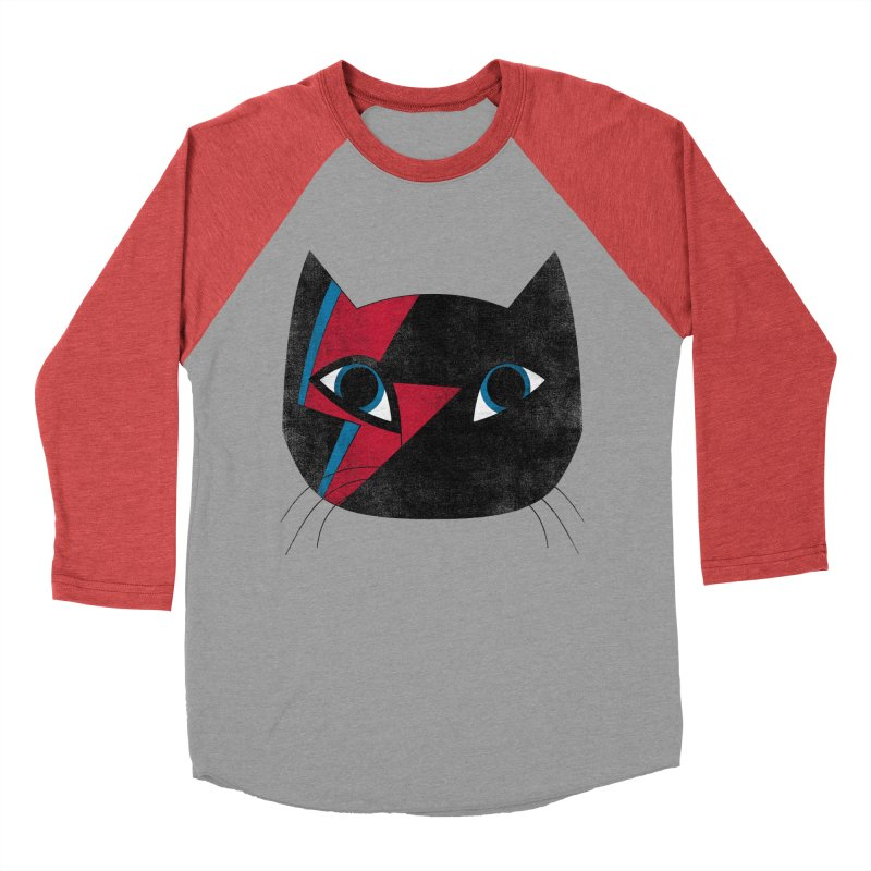 Starcat Women's Baseball Triblend T-Shirt by bulo