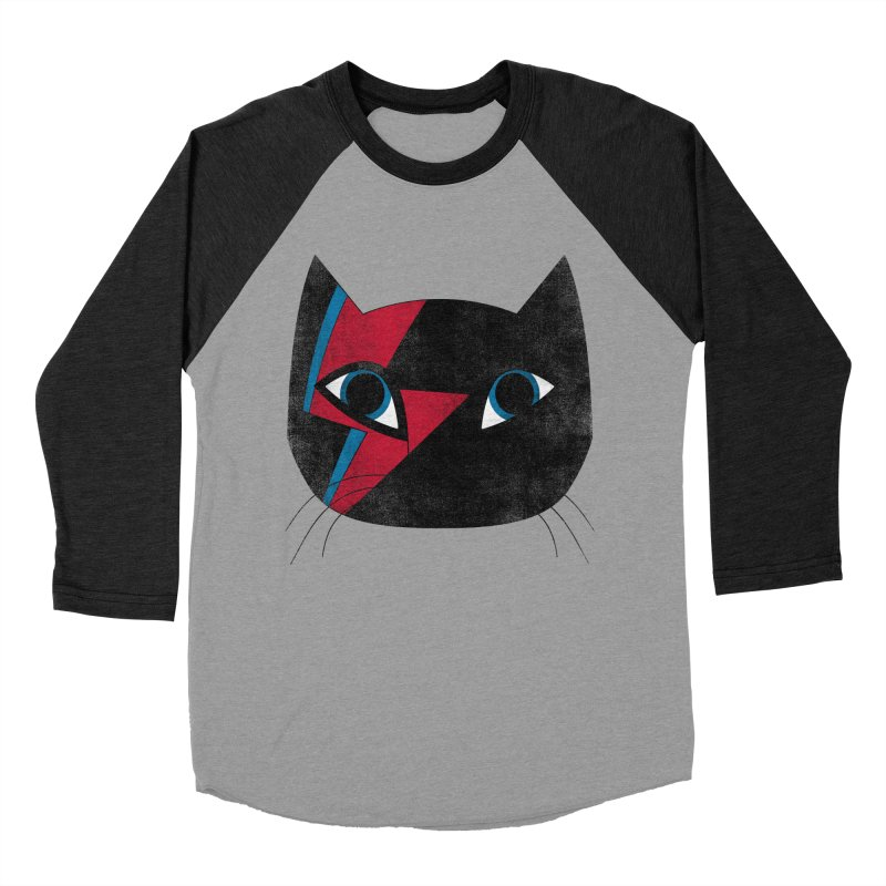 Starcat Men's Baseball Triblend T-Shirt by bulo