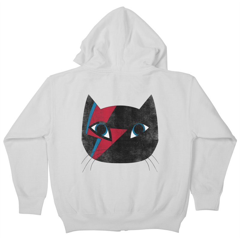 Starcat Kids Zip-Up Hoody by bulo