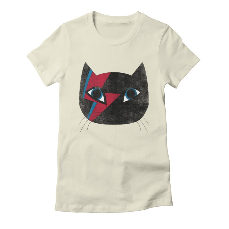 Starcat Women's Fitted T-Shirt by bulo