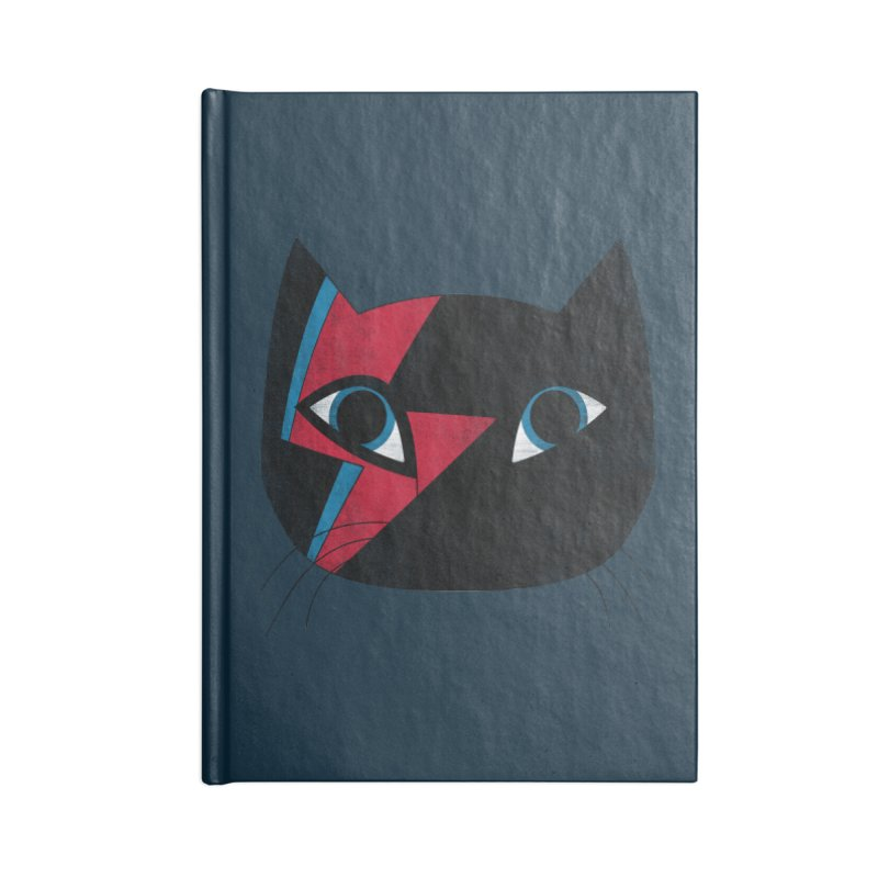 Starcat Accessories Notebook by bulo