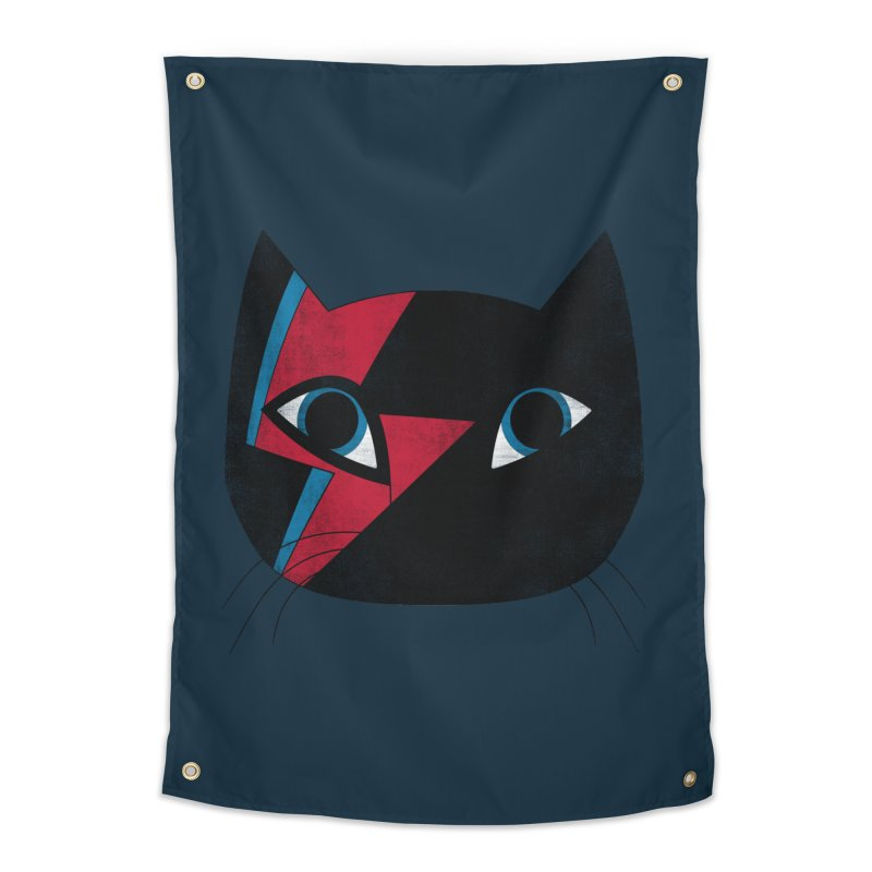 Starcat Home Tapestry by bulo