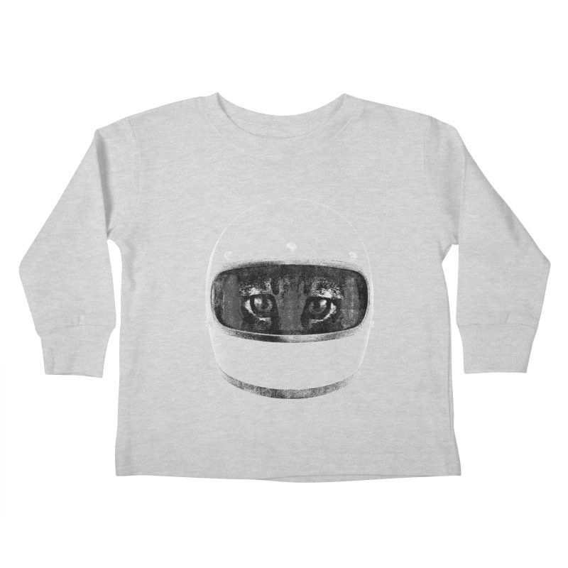 Racer Kids Toddler Longsleeve T-Shirt by bulo