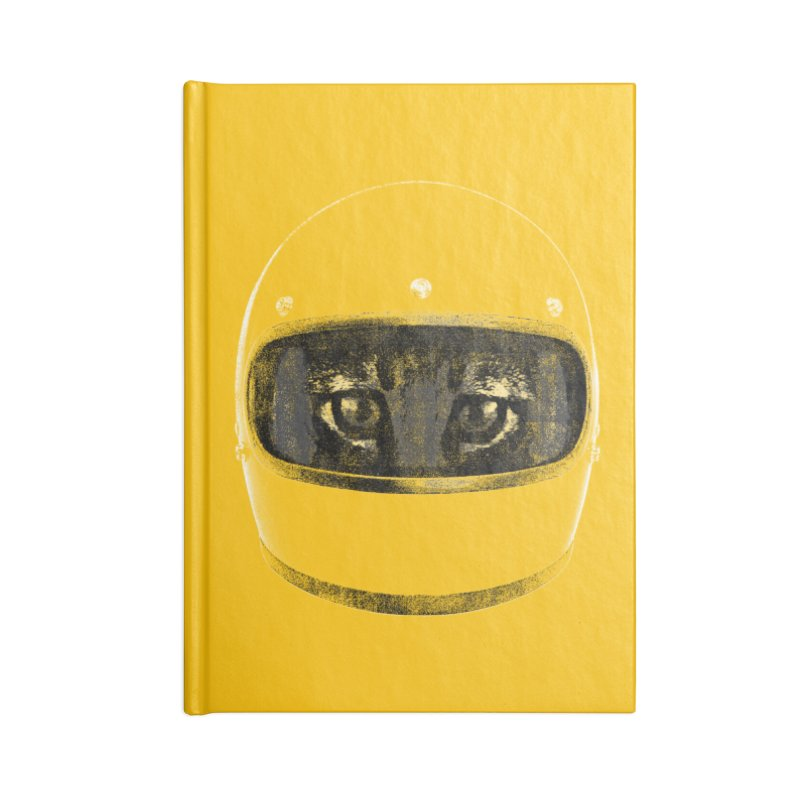 Racer Accessories Notebook by bulo