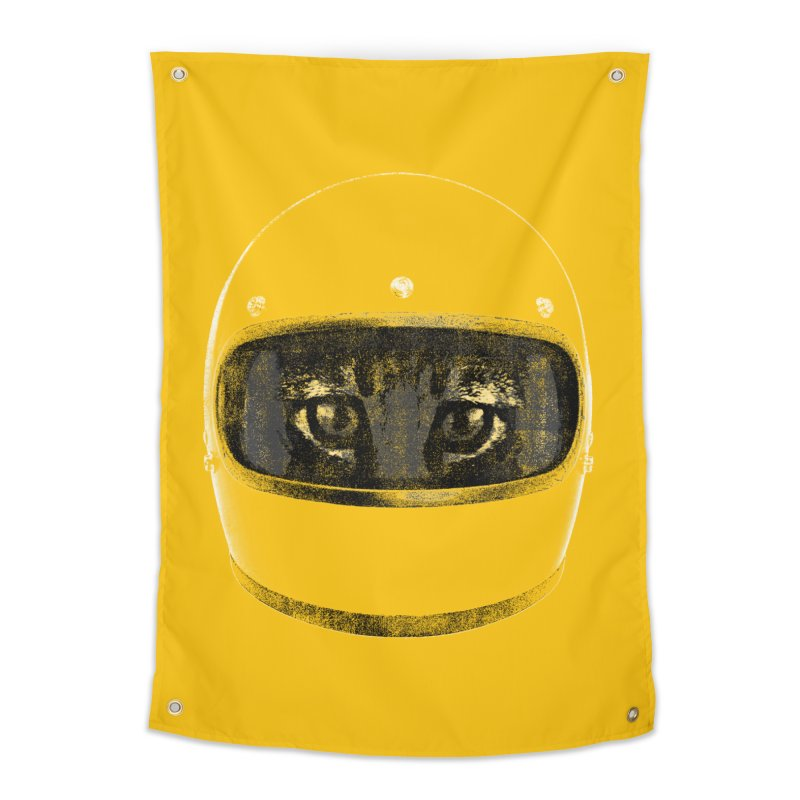 Racer Home Tapestry by bulo