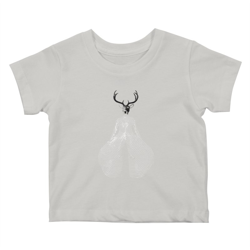 Deerbowie Kids Baby T-Shirt by bulo