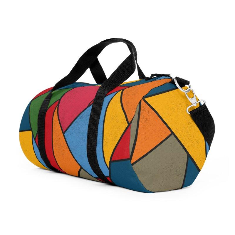Asymmetric balance in Duffel Bag by bulo