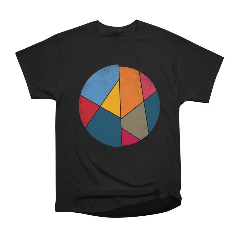Asymmetric balance Women's Classic Unisex T-Shirt by bulo