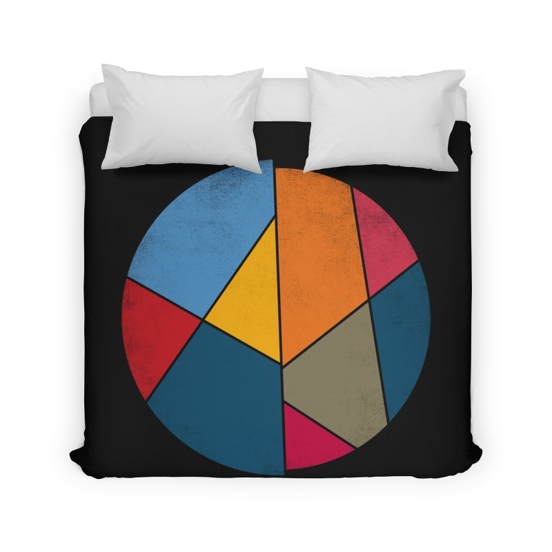 Asymmetric balance Home Duvet by bulo