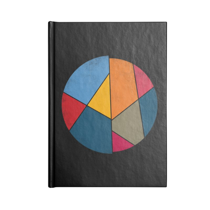 Asymmetric balance Accessories Notebook by bulo