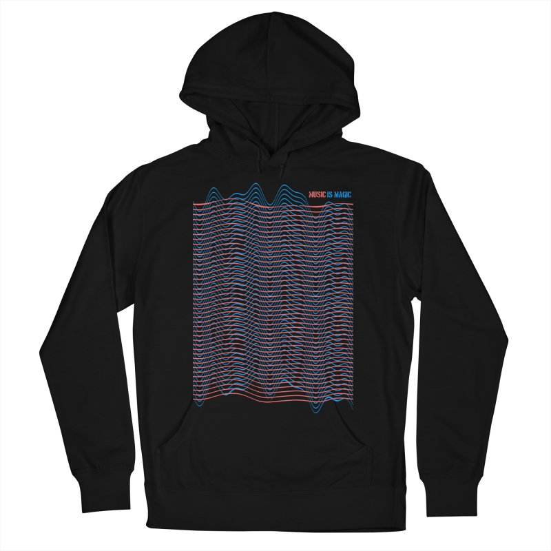 Mix Men's Pullover Hoody by bulo