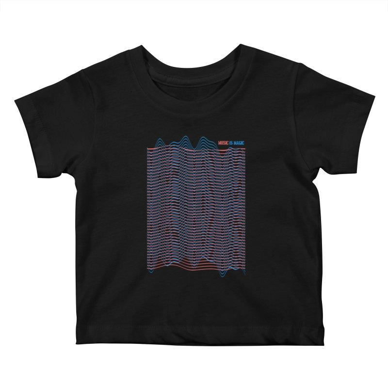 Mix Kids Baby T-Shirt by bulo