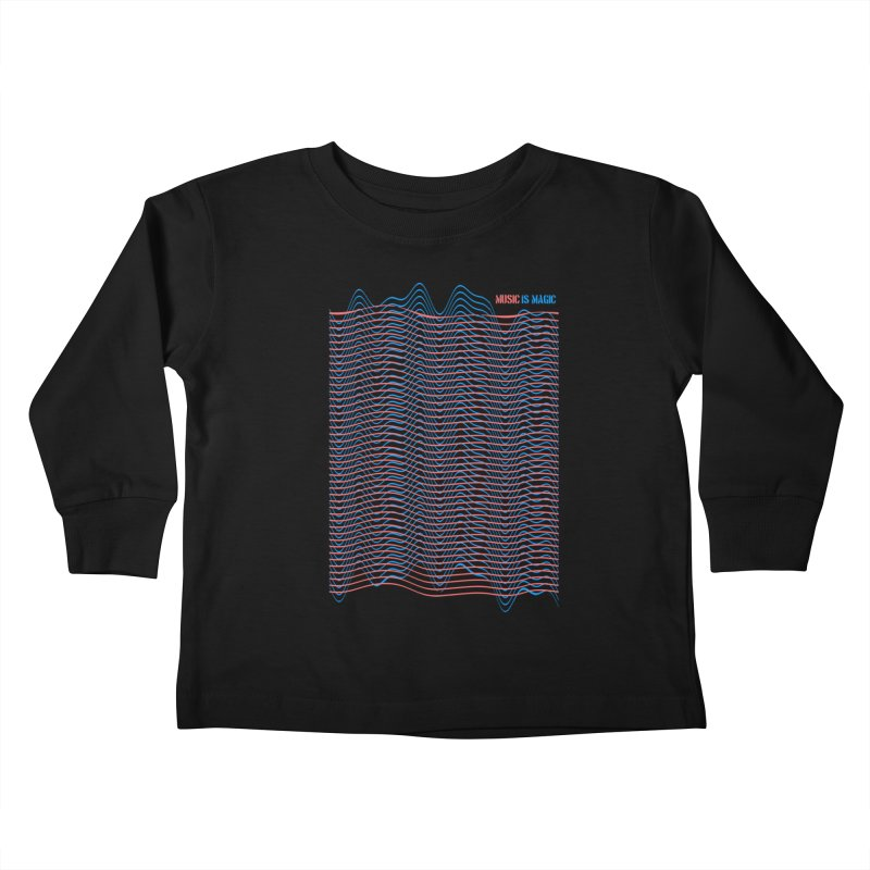 Mix Kids Toddler Longsleeve T-Shirt by bulo