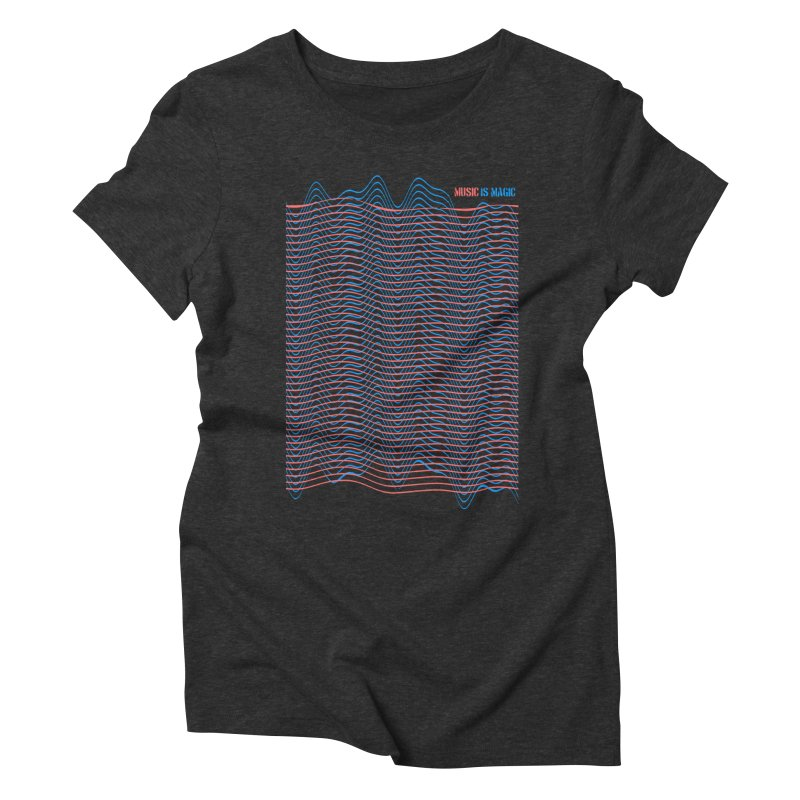 Mix Women's Triblend T-shirt by bulo