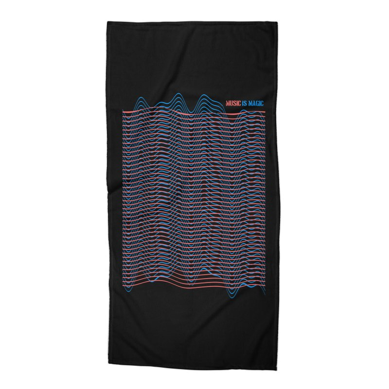 Mix Accessories Beach Towel by bulo