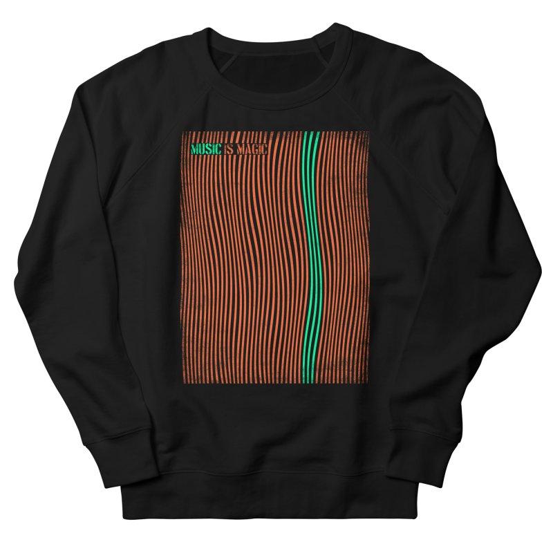 Music Women's Sweatshirt by bulo