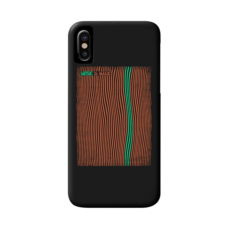 Music Accessories Phone Case by bulo