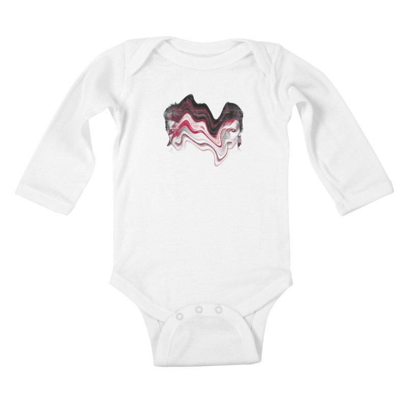 Bowy Kids Baby Longsleeve Bodysuit by bulo