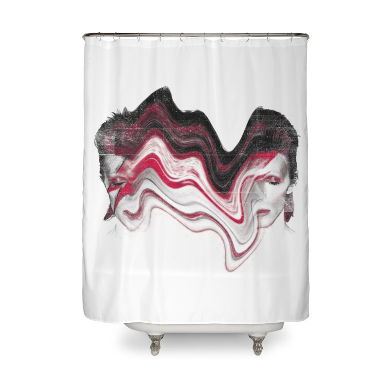 Bowy Home Shower Curtain by bulo