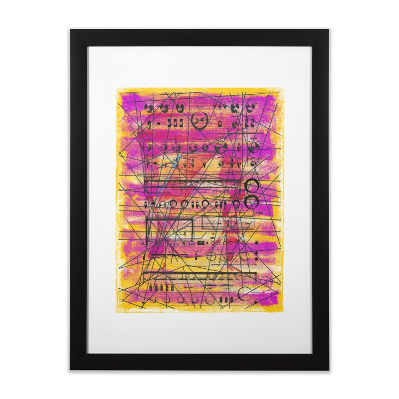 Hifidelity Home Framed Fine Art Print by bulo