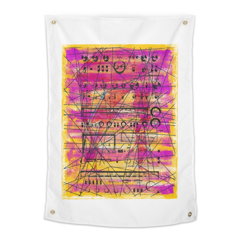 Hifidelity Home Tapestry by bulo