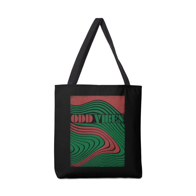 Odd vibes Accessories Bag by bulo