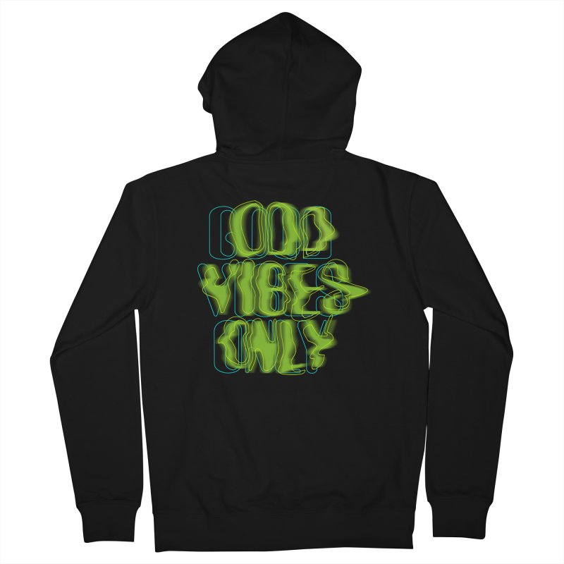Odd vibes only Men's Zip-Up Hoody by bulo
