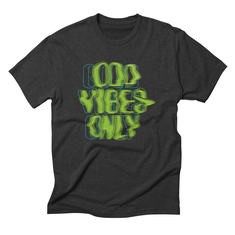 Odd vibes only Men's Triblend T-shirt by bulo
