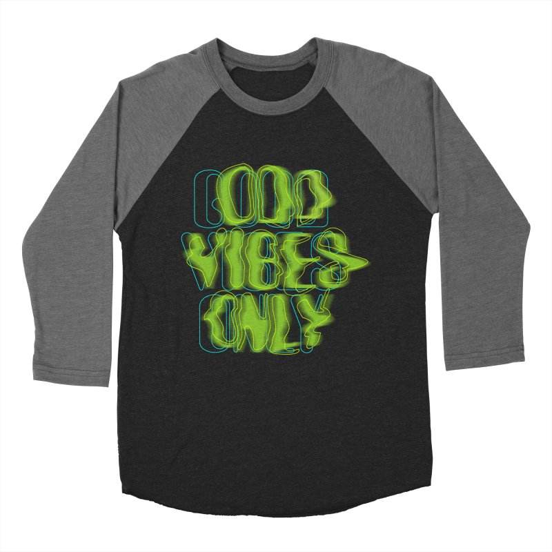 Odd vibes only Women's Baseball Triblend T-Shirt by bulo