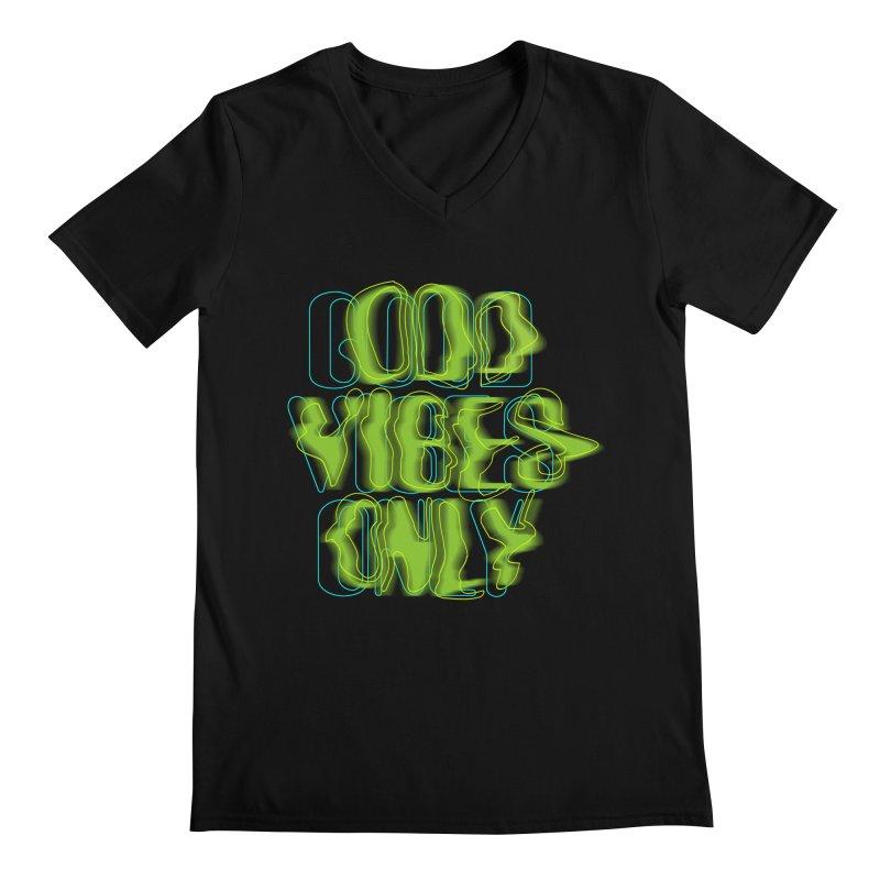 Odd vibes only Men's V-Neck by bulo