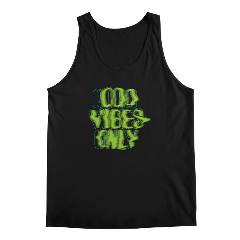 Odd vibes only Men's Tank by bulo