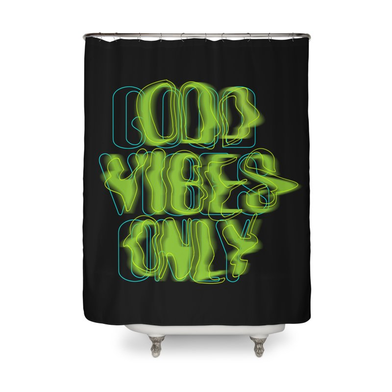 Odd vibes only Home Shower Curtain by bulo