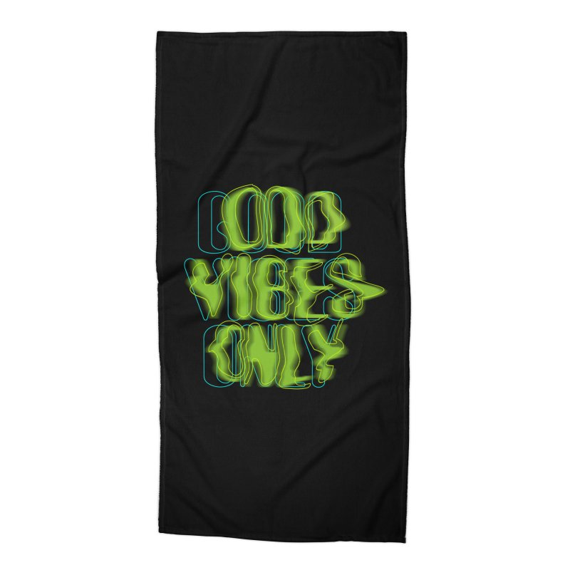 Odd vibes only Accessories Beach Towel by bulo